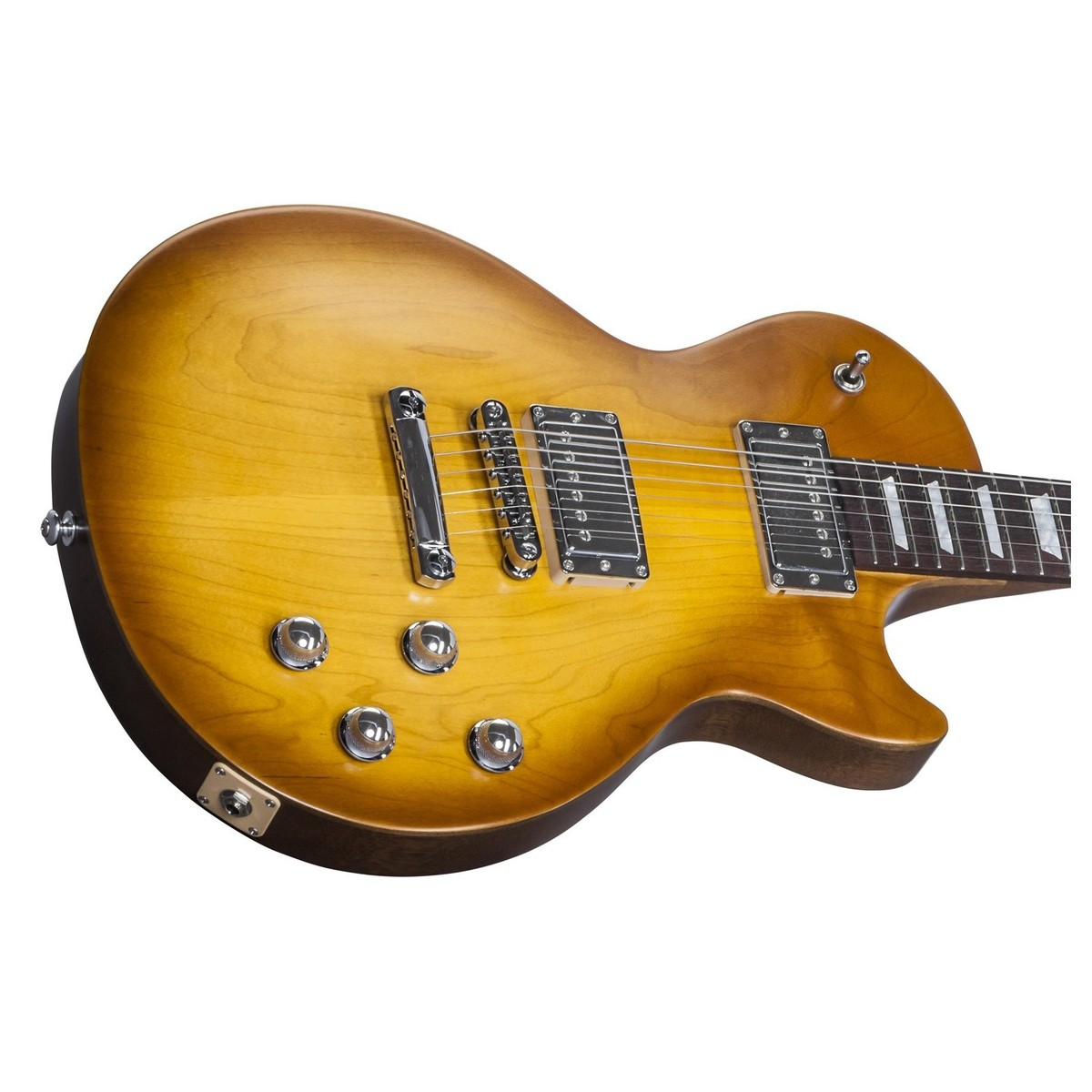gibson les paul tribute hp electric guitar faded honey burst 2017 at. Black Bedroom Furniture Sets. Home Design Ideas