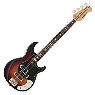 Yamaha BB2024X Bass Guitar, Vintage Sunburst