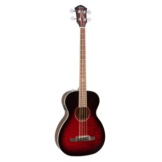 Fender T Bucket 300CE Bass Guitar, Trans Cherry Burst