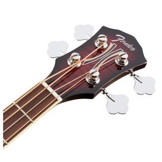 Fender T Bucket 300CE Bass Guitar, Trans Cherry Burst