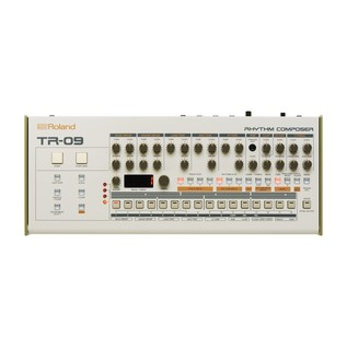 Roland Boutique TR-09 Module with K-25m Keyboard - Synth Top