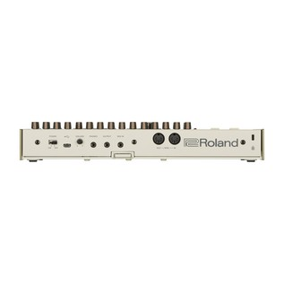 Roland Boutique TR-09 Module with K-25m Keyboard - Synth Rear