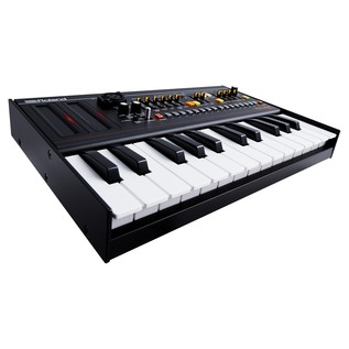 Roland Boutique VP-03 Module with K-25m Keyboard - Angled