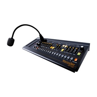 Roland Boutique VP-03 Module with K-25m Keyboard - Module Angled
