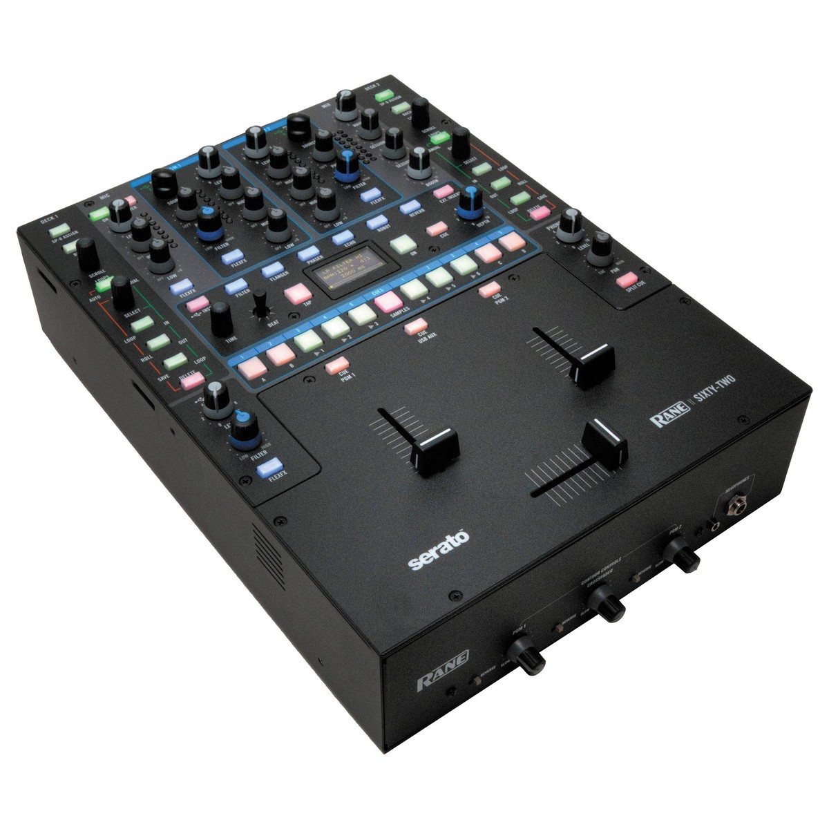 how to fix hardware for serato