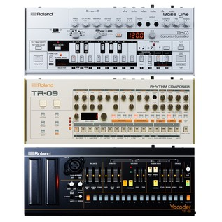 Roland Boutique Complete Synth Collection, Second Generation -
