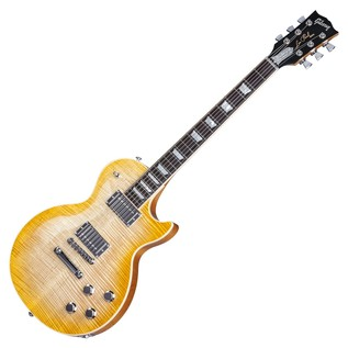 Gibson Les Paul Traditional HP Electric Guitar, Antique Burst (2017)