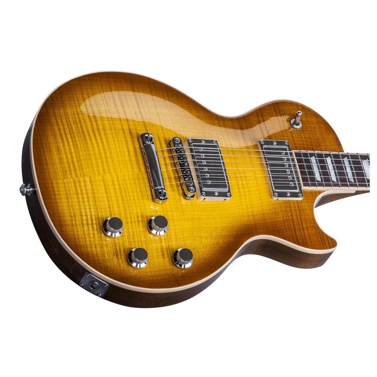 gibson les paul standard hp electric guitar honey burst 2017 at. Black Bedroom Furniture Sets. Home Design Ideas