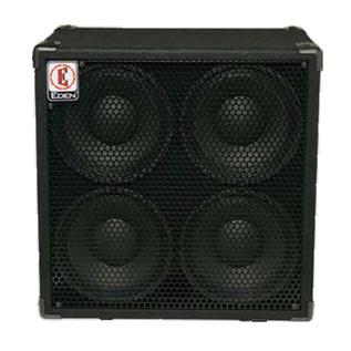 Eden EX410SC 4x10 Bass Cabinet, 400W, 4 ohms