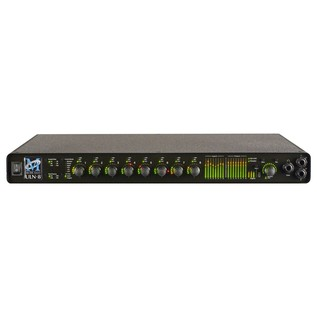 Metric Halo ULN8 Mobile Outboard Firewire Interface - Front