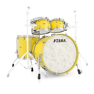 Tama Star Walnut, Sunny Yellow