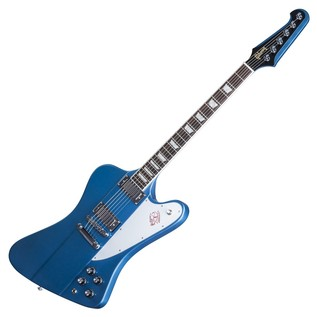 Gibson Firebird T Electric Guitar, Pelham Blue (2017)