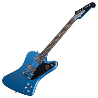 Gibson Firebird Studio HP Electric Guitar, Pelham Blue (2017)