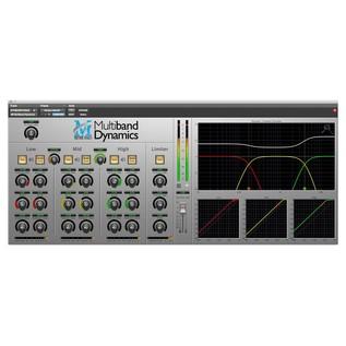 Metric Halo Multiband Dynamics Plug-in for AAX/Audio Units - Screenshot