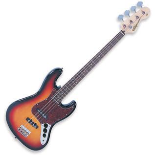 Vintage VJ74 Bass, Sunburst