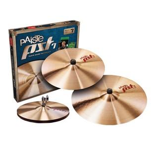 Paiste PST7 Cymbal Set