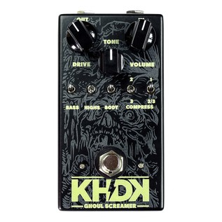 KHDK Ghoul Screamer Kirk Hammett Overdrive