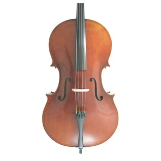 Amati Brothers Cremonese Cello Copy, 1616 Model, Full Outfit