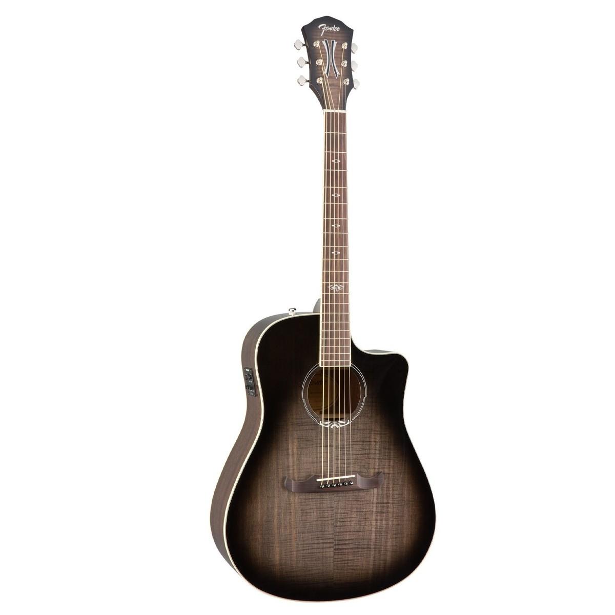 fender t bucket 300ce electro acoustic guitar moonlight burst at. Black Bedroom Furniture Sets. Home Design Ideas