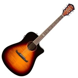 Fender T-Bucket 300CE Electro Acoustic Guitar, 3 Colour Sunburst