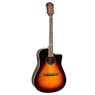 Fender T-Bucket 300CE Electro Acoustic Guitar, 3 Colour Sunburst