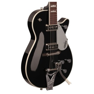 Gretsch G6128T-GH George Harrison Duo Jet Guitar, Black