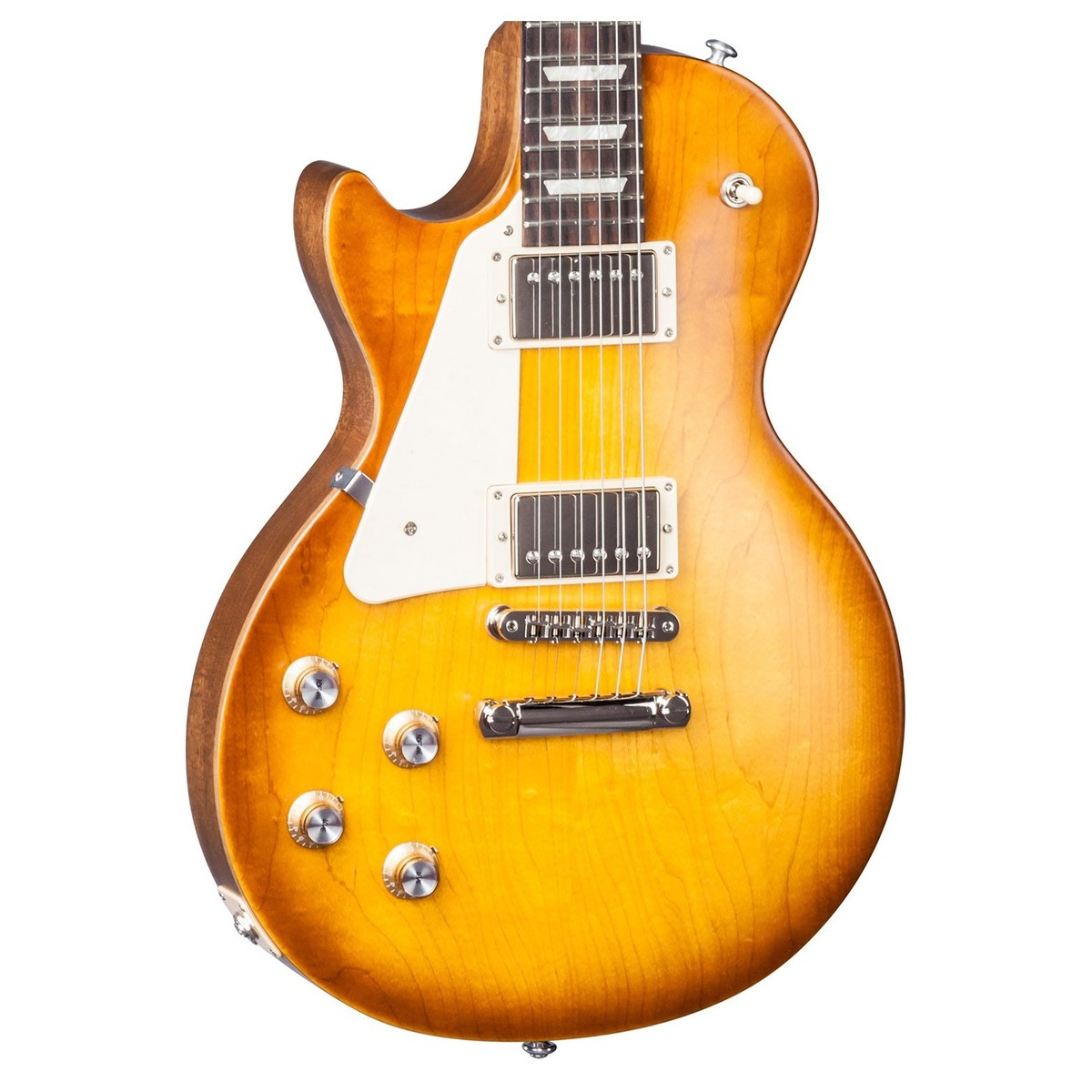 gibson les paul tribute t left handed guitar honey burst 2017 at. Black Bedroom Furniture Sets. Home Design Ideas