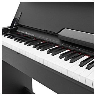DP-7 Compact Digital Piano by Gear4music, Black