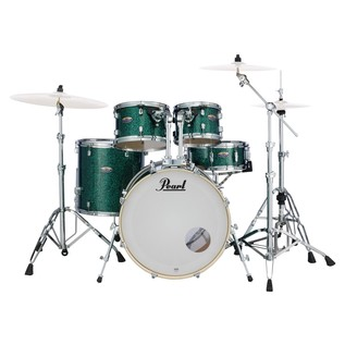 Pearl Decade Maple 22'' Am Fusion W/ Hardware, Ocean Galaxy Flake