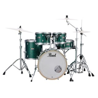 Pearl Decade Maple 20'' Fusion W/ Hardware Pack, Ocean Galaxy Flake