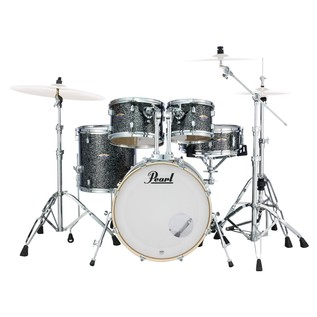 Pearl Decade Maple 20'' Fusion W/ Hardware Pack, Slate Galaxy Flake