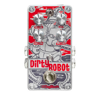 Digitech Dirty Robot Guitar/Bass Synth Pedal