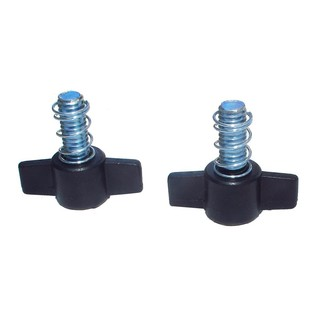 Rock N Roller RWNGBLT1 3/8'' Wingbolt with Spring, 2 Pack