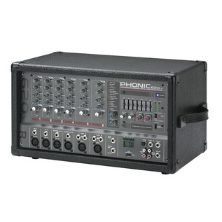 Phonic POWERPOD620R Powered Mixer