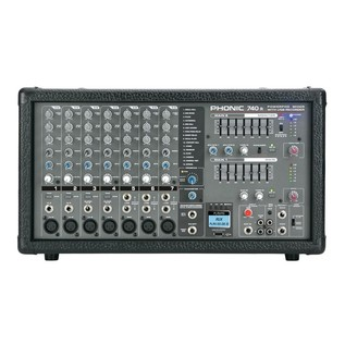 Phonic POWERPOD 740R Powered Mixer