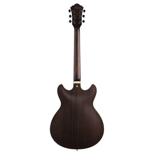 Ibanez AS53 Artcore Hollow Body Electric Guitar, Black