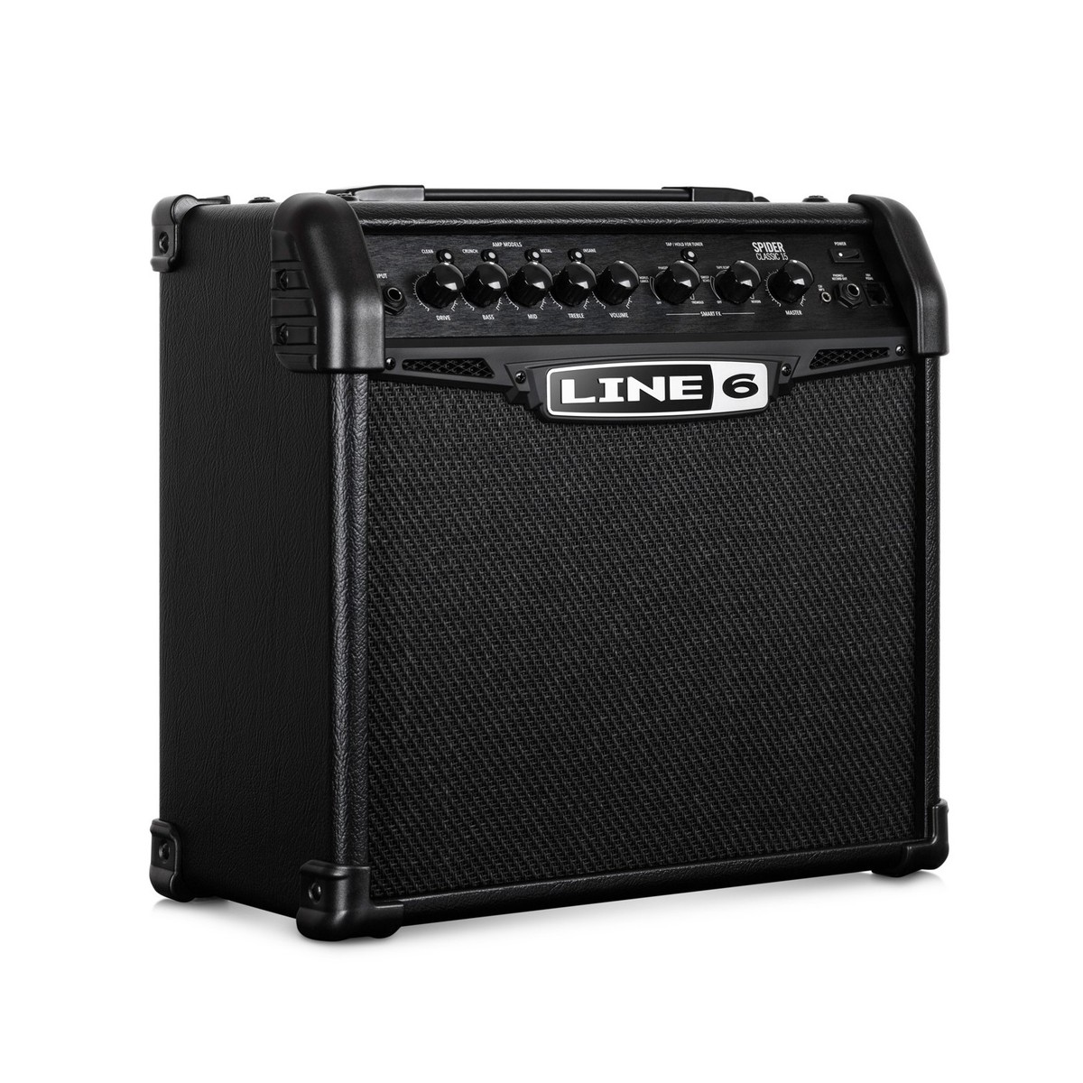 line 6 spider classic 15 guitar combo amp at. Black Bedroom Furniture Sets. Home Design Ideas