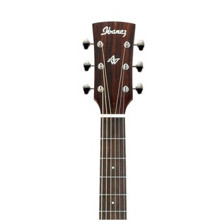 Ibanez AW400 Acoustic Guitar, Light Violin Sunburst High Gloss