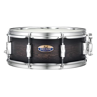 Pearl Decade Maple 14 x 5.5 Snare Drum, Satin Blackburst