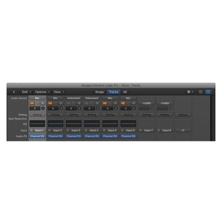 Apogee Elements 88 Thunderbolt 16x16 Audio I/O Box