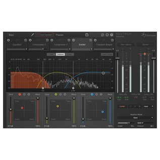 iZotope Neutron Advanced Mixing Console