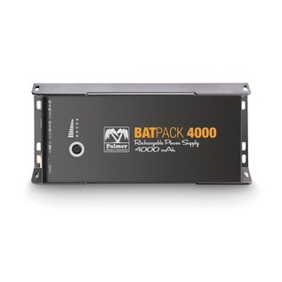 Palmer MI BATPACK 4000 Rechargeable Pedalboard Power Supply, 4000mAh