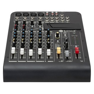RCF Audio LPAD8CX 8 Channel Analog Mixer
