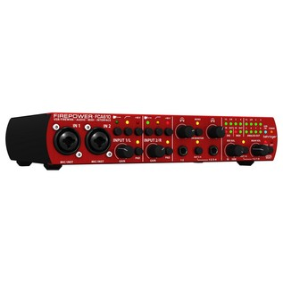 Behringer FCA610 FirePower USB/FireWire audio interface - Front