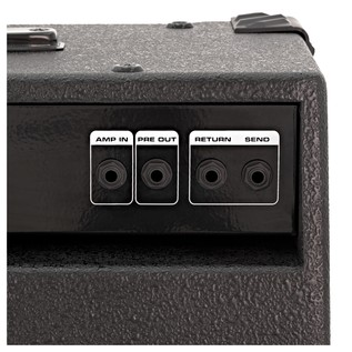 RedSub BP250plus 250W Bass Guitar Amplifier