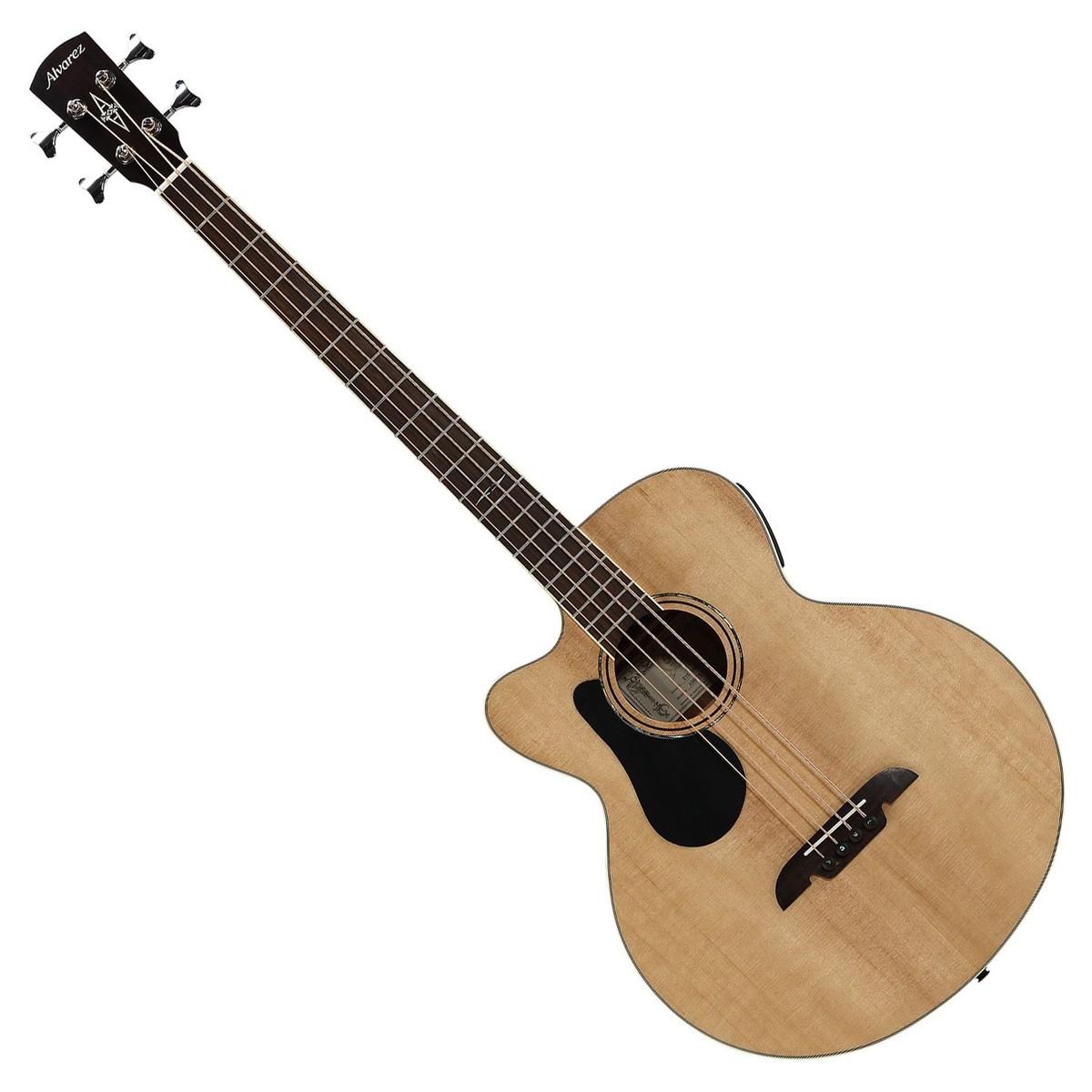 alvarez ab60lce left handed electro acoustic bass guitar 2016 at. Black Bedroom Furniture Sets. Home Design Ideas