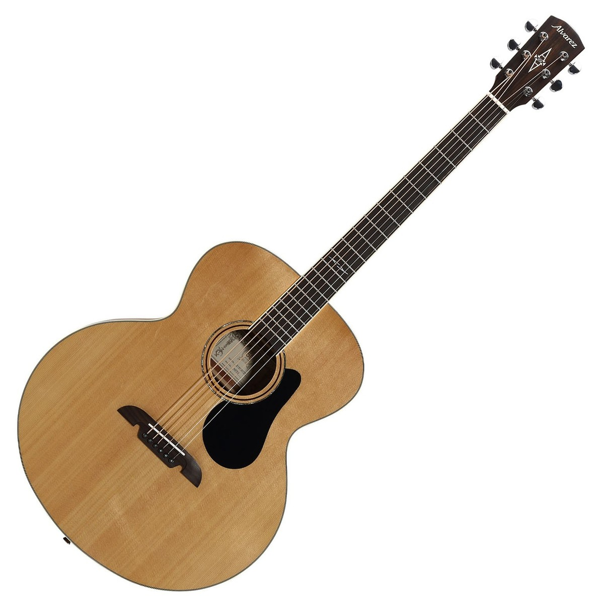 Image of Alvarez ABT60 Baritone Acoustic Guitar (2016)