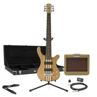 Oregon 6 String Bass + SubZero V35B Amp Pack