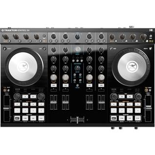 Native Instruments Traktor Kontrol S4 MK2 DJ Controller