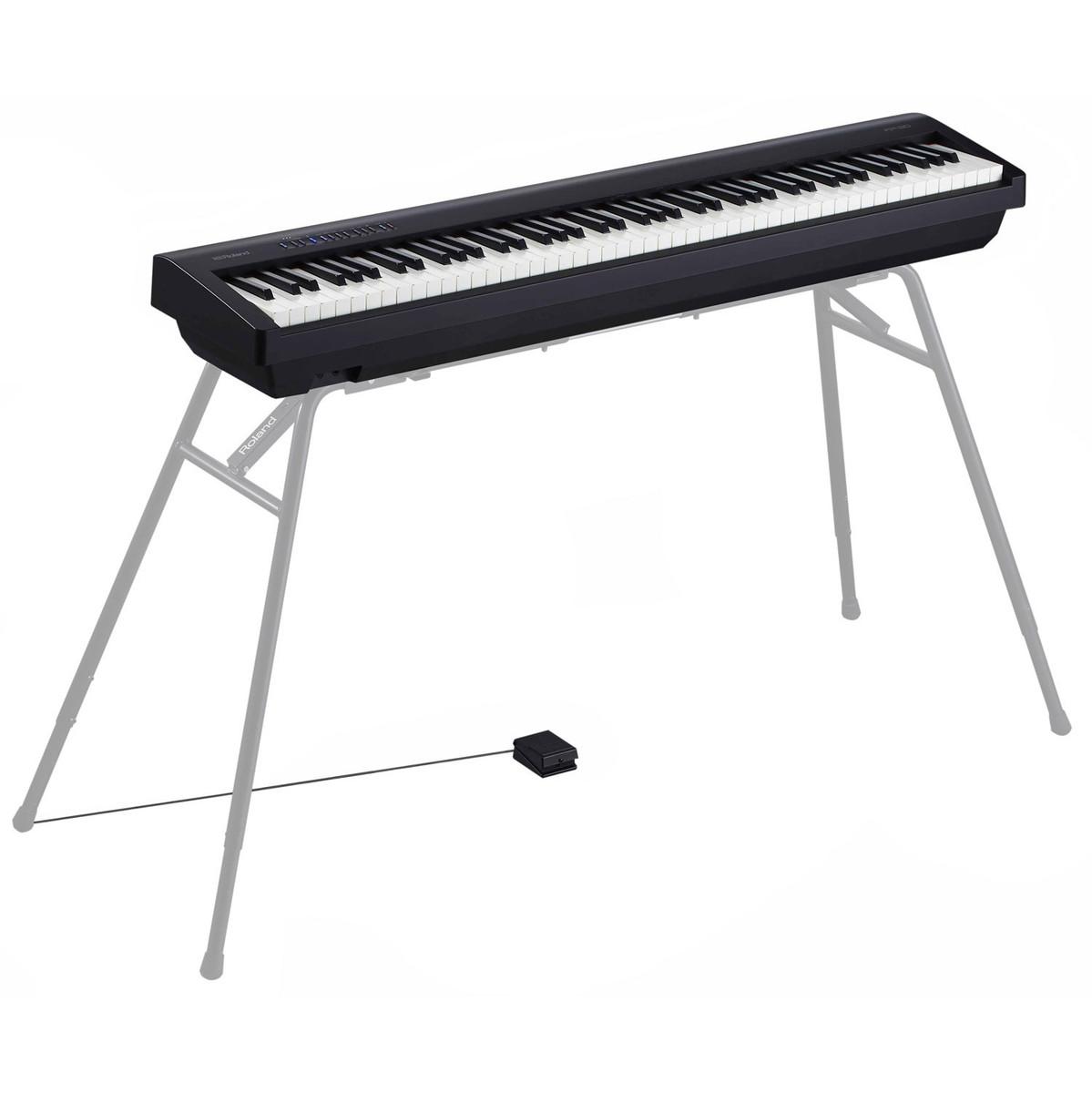 Roland fp 30 supernatural pianoforte digitale nero for Generatore di piano